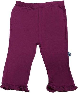 Kickee Pants Ruffle Pants - Twilight-Newborn