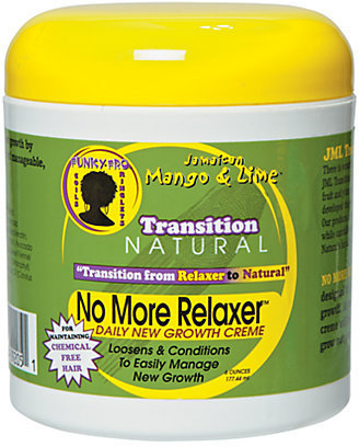 Sally Beauty Jamaican Mango No More Relaxer New Growth Creme