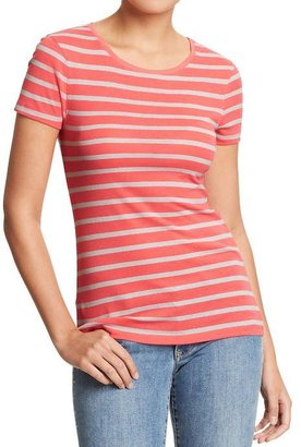 Old Navy Women's Perfect Crew-Neck Tees