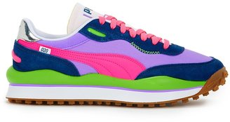 Puma Style Rider Play On Panelled Sneakers