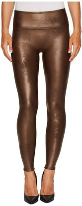Spanx - Ready-to-Wow! Faux Leather Leggings Women's Casual Pants $98 thestylecure.com