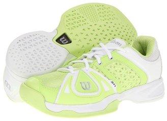 Wilson Stance Elite (White Grey) - Footwear