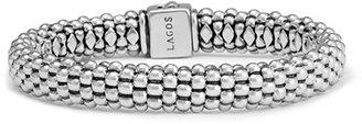 Women's Lagos Caviar Rope Bracelet $395 thestylecure.com