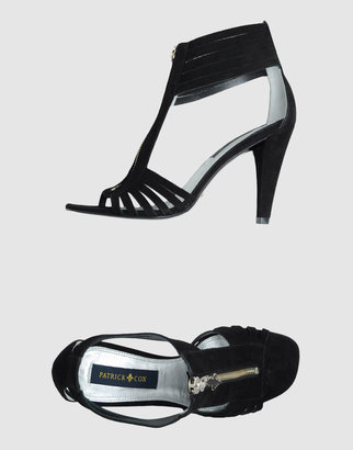 Patrick Cox High-heeled sandals