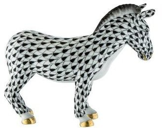 Herend Horse Figurine