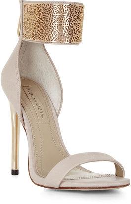 BCBGMAXAZRIA Everling High-Heel Filigree Dress Sandal