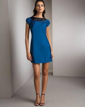 Notte by Marchesa Trapeze Dress