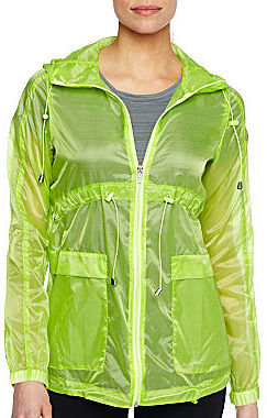 JCPenney Xersion Sheer Anorak Jacket