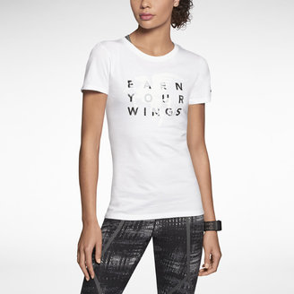 "Nike Earn Your Wings"" Pegasus Women's T-Shirt"