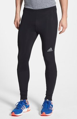 adidas 'Sequencials' Brushed Running Tights