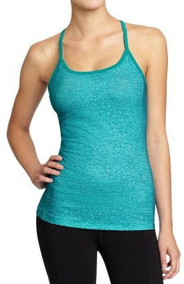 Old Navy Women's Active by Padded Camis