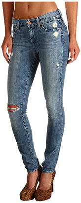 7 For All Mankind The Skinny w/ Squiggle in Authentic Oceanside