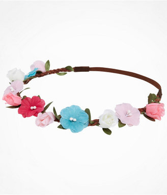 Express Small Multi Color Flower Crown