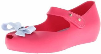 Mini Melissa Ultragirl Bow Flat (Toddler) $29.95 thestylecure.com