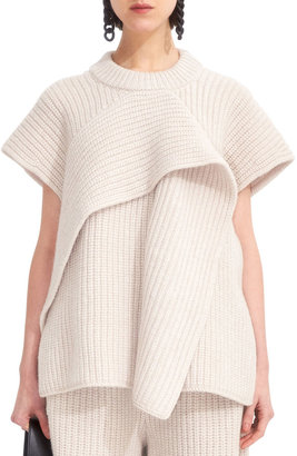 Christian Wijnants Khiva Chunky Ruffle Sweater