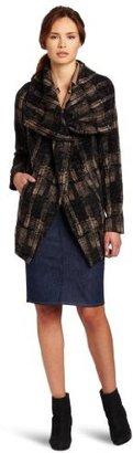 Funktional Women's City Shawl Collar Coat