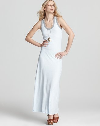 James Perse Maxi Dress - Contrast Binding