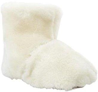 Gap Bear furry slippers