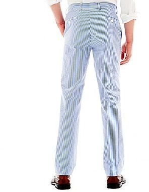 JCPenney jcpTM Seersucker Pants