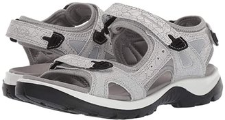 Ecco Sport Sport Yucatan Sandal (Black/ Mole/ Black) Women's Sandals