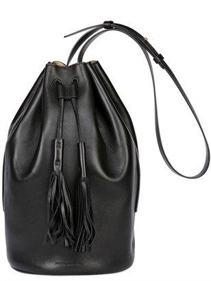 Eightyeight Nappa Leather Shoulder Bag