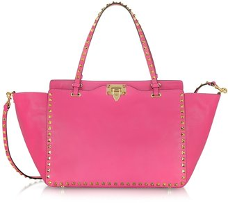 Valentino Garavani Pop Rockstud - Nappa Leather Tote Bag