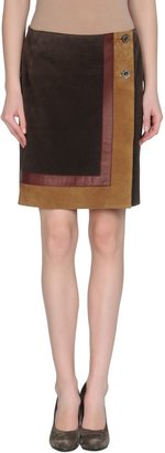 MSP Leather skirts
