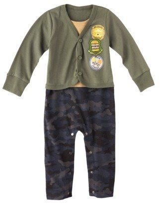 Harajuku Lovers Mini for Target® Toddler Boys' Romper
