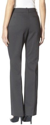 Mossimo Women's Refined Flare Pant - Railroad Gray