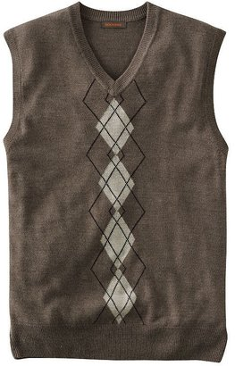 Dockers argyle sweater vest - big and tall
