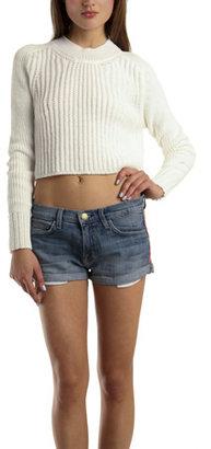 3.1 Phillip Lim Boxy Textured Rib Sweater