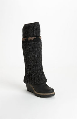 Sorel 'Crazy Cable' Wedge Boot