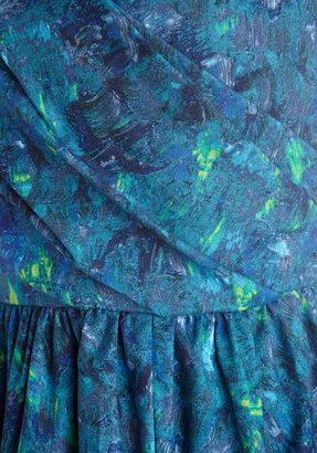 Myrtlewood Painting Presentation Dress