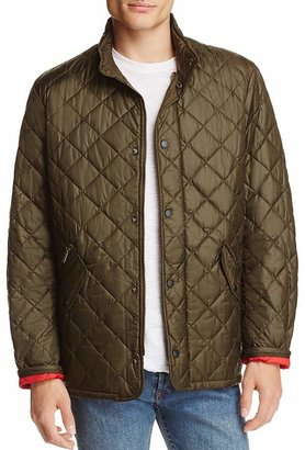 Barbour Flyweight Chelsea Quilted Jacket $229 thestylecure.com