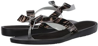GUESS Tutu (Gold Synthetic) Women's Sandals