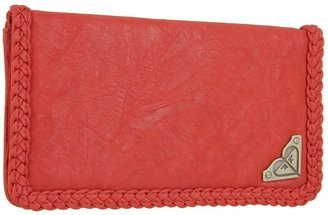 Roxy Caravan Wallet (Cabin Red) - Bags and Luggage