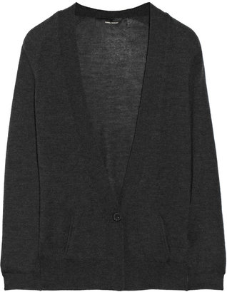 Isabel Marant Piero cashmere and silk-blend cardigan