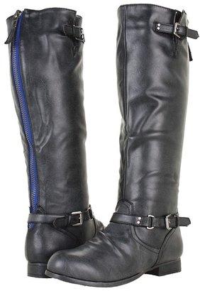 Madden-Girl Allstaar (Black) - Footwear