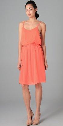 Alice + Olivia Lauren Blouson Dress
