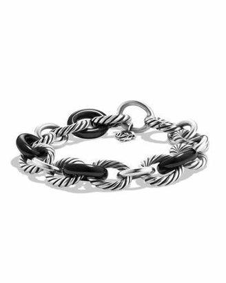 David Yurman Oval Large Link Bracelet