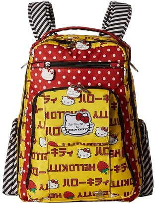 Ju-Ju-Be - Be Right Back - Hello Kitty Diaper Bags $148 thestylecure.com