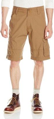 Wrangler Men's Genuine Clearwater Ripstop Cargo Short
