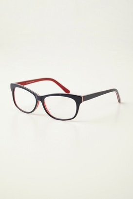 Anthropologie Two-Tone Reading Glasses