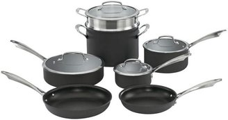 Cuisinart 11-pc. Nonstick Hard Anodized Cookware Set