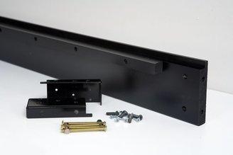 DaVinci Full Size Bed Rail Kit - Ebony