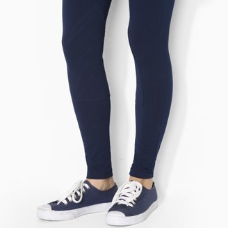 Ralph Lauren Embroidered Stretch Legging