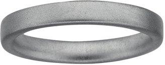 Stacks & Stones Sterling Silver Satin Finish Stack Ring