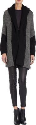 VPL Color-Blocked Knit Jacket