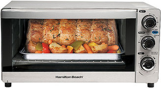 Hamilton Beach 6-Slice Toaster Oven Broiler + Convection