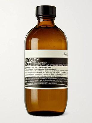 Aesop Parsley Seed Facial Cleanser, 200ml